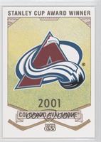2001 Colorado Avalanche Team
