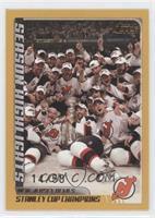 New Jersey Devils Team /50