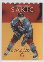 Joe Sakic /33