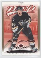 Mikael Samuelsson /25