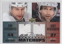 Rob Niedermayer, Scott Niedermayer