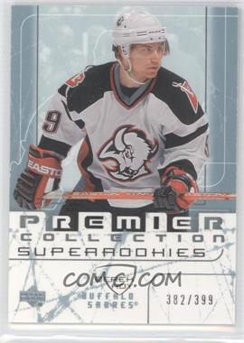 2003-04 Upper Deck Premier Collection #61 - Derek Roy /399