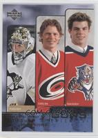 Mark-Andre Fleury, Nathan Horton, Eric Staal