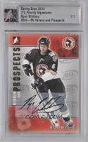Ryan Whitney /1 [ENCASED]