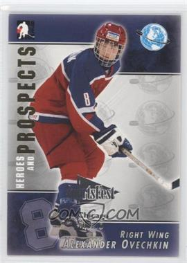 2004-05 In the Game Heroes and Prospects SportsFest Chicago #116 - Alex Ovechkin /10