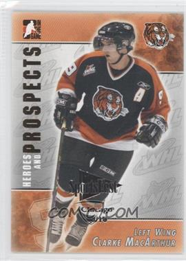 2004-05 In the Game Heroes and Prospects SportsFest Chicago #217 - Clarke MacArthur /10