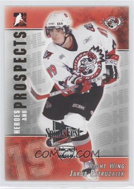 2004-05 In the Game Heroes and Prospects SportsFest Chicago #221 - Jakub Petruzalek /10