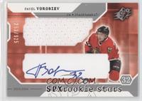 Pavel Vorobiev (2003-04 SPX Rookie Stars)