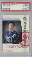 Joe Sakic [PSA 10]