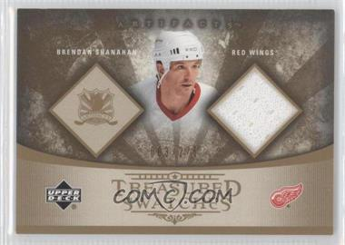 2004-05 Upper Deck Artifacts Treasured Swatches #TS-BS - Brendan Shanahan /275