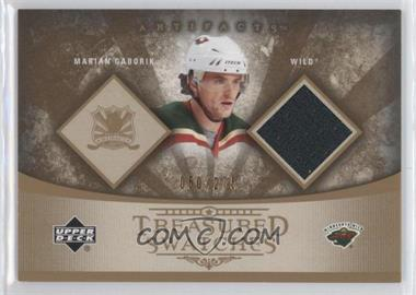 2004-05 Upper Deck Artifacts Treasured Swatches #TS-MG - Marian Gaborik /275