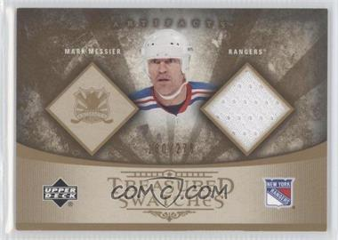 2004-05 Upper Deck Artifacts Treasured Swatches #TS-MS - Mark Messier /275