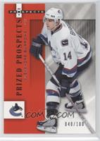 Alexandre Burrows /100