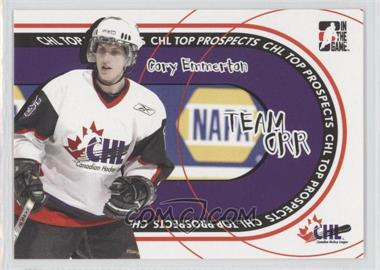2005-06 In the Game Heroes and Prospects - CHL Top Prospects Team Orr #TO-08 - Cory Emmerton