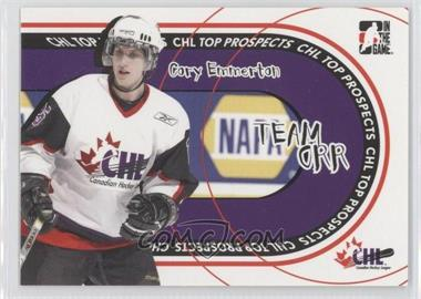 2005-06 In the Game Heroes and Prospects [???] #TO-08 - [Missing]