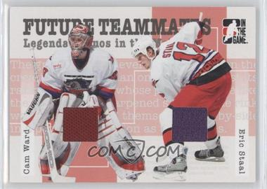 2005-06 In the Game Heroes and Prospects Future Teammates #FT-06 - [Missing]