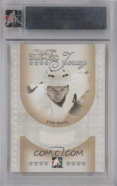 2005-06 In the Game Ultimate Memorabilia 6th Edition Ultimate Game-Used Jersey Silver #N/A - Stan Mikita /25