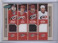 Rod Brind'Amour, Doug Weight, Eric Staal, Cory Stillman, Andrew Ladd, Cam Ward,…