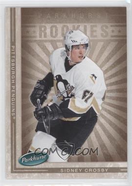 2005-06 Parkhurst #657 - Sidney Crosby
