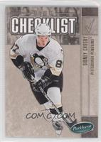 Pittsburgh Penguins Team Checklist (Sidney Crosby)