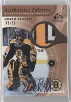 Andrew Raycroft /50