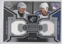 Wayne Gretzky, Mark Messier /350