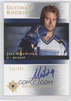 Jeff Woywitka /399