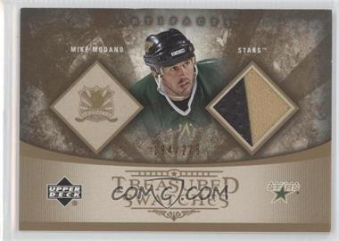 2005-06 Upper Deck Artifacts - Treasured Swatches #TS-MM - Mike Modano /275