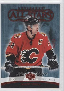 2005-06 Upper Deck Artifacts Red #156 - Jarome Iginla /50