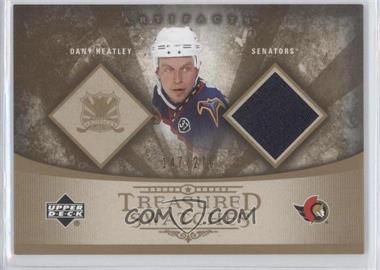2005-06 Upper Deck Artifacts Treasured Swatches #TS-DH - Dany Heatley /275