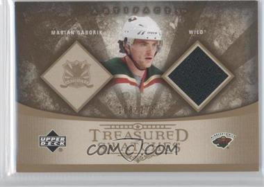 2005-06 Upper Deck Artifacts Treasured Swatches #TS-MG - Marian Gaborik /275