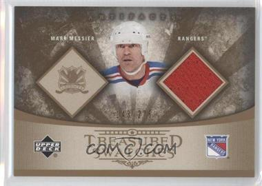 2005-06 Upper Deck Artifacts Treasured Swatches #TS-MS - Mark Messier /275