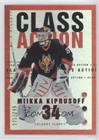 Miikka Kiprusoff #271/299