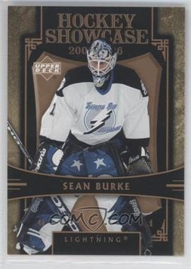 2005-06 Upper Deck Hockey Showcase - [Base] #HS14 - Sean Burke