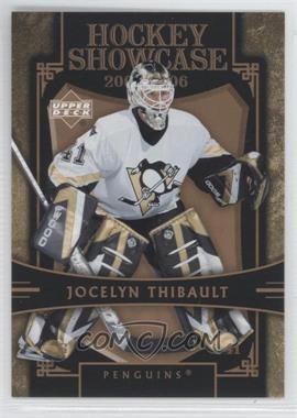 2005-06 Upper Deck Hockey Showcase Promos #HS17 - Jocelyn Thibault