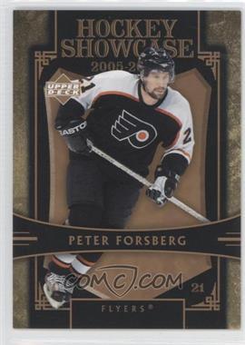 2005-06 Upper Deck Hockey Showcase #HS1 - Peter Forsberg