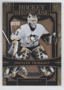 2005-06 Upper Deck Hockey Showcase #HS17 - Jocelyn Thibault