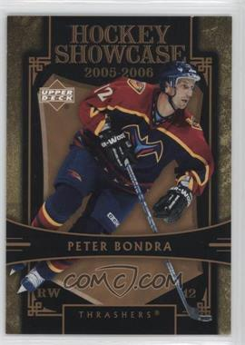 2005-06 Upper Deck Hockey Showcase #HS37 - Peter Bondra
