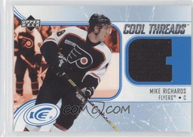 2005-06 Upper Deck Ice - Cool Threads #CT-MR - Mike Richards