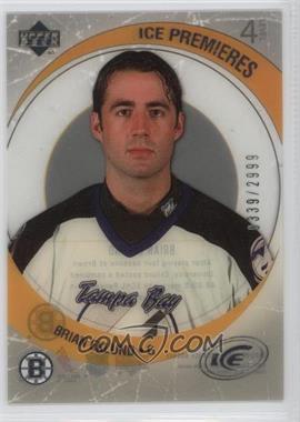 2005-06 Upper Deck Ice #208 - Brian Eklund /2999