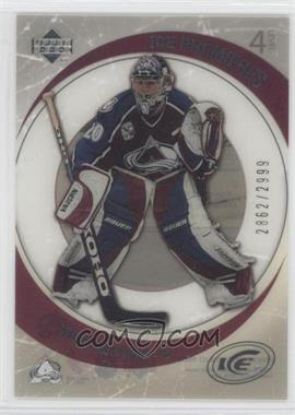 2005-06 Upper Deck Ice #227 - Vitali Kolesnik /2999