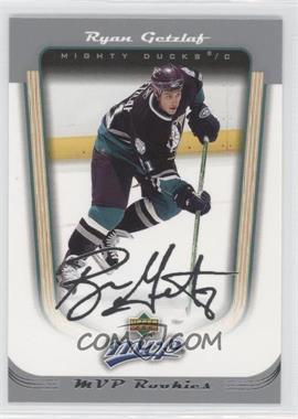 2005-06 Upper Deck MVP #414 - Ryan Getzlaf