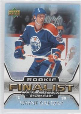 2005-06 Upper Deck NHL Finalist [???] #73 - Wayne Gretzky