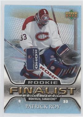 2005-06 Upper Deck NHL Finalist [???] #77 - Patrick Roy