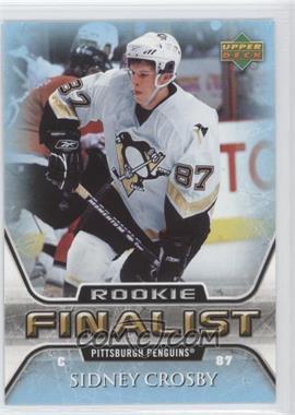 2005-06 Upper Deck NHL Finalist [???] #84 - Sidney Crosby