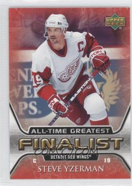 2005-06 Upper Deck NHL Finalist #22 - Steve Yzerman