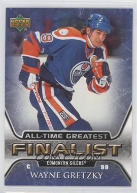 2005-06 Upper Deck NHL Finalist #23 - Wayne Gretzky