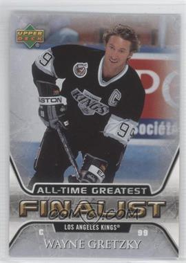 2005-06 Upper Deck NHL Finalist #27 - Wayne Gretzky