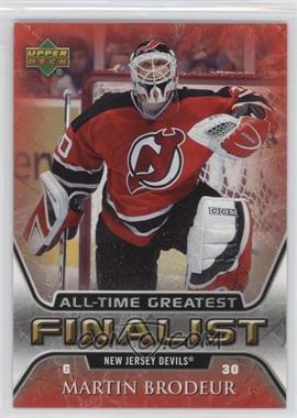 2005-06 Upper Deck NHL Finalist #35 - Martin Brodeur