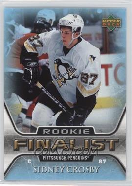 2005-06 Upper Deck NHL Finalist #84 - Sidney Crosby